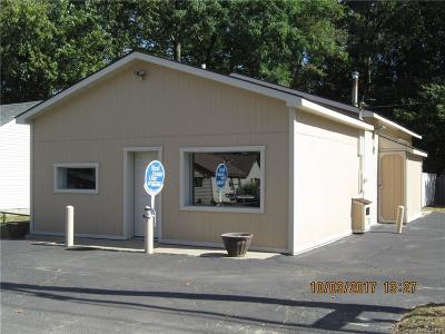 White Lake Twp Commercial For Sale: 1047 Round Lake Road