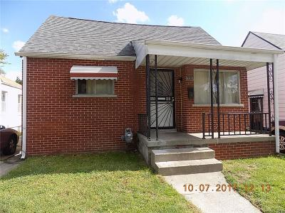 Inkster Single Family Home For Sale: 3533 Williams Street