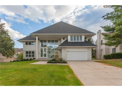 West Bloomfield, West Bloomfield Twp Single Family Home For Sale: 4128 Autumn Ridge Dr.