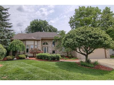 Bloomfield Twp Single Family Home For Sale: 1971 Dell Rose Drive
