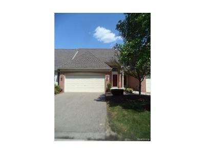 Trenton Condo/Townhouse For Sale: 5435 Elmhurst Drive