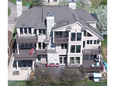 Single Family Home For Sale: 1015 Sherbrooke Street