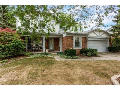 Rochester Single Family Home For Sale: 2969 Powderhorn Ridge Road