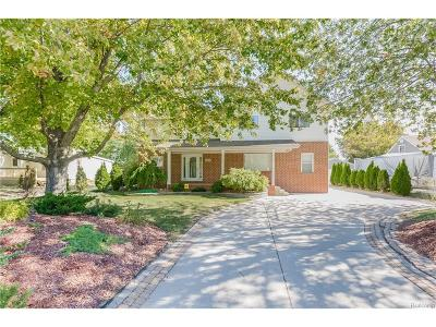 Southgate Single Family Home For Sale: 14075 Reeck Road