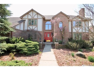 Farmington Hills Single Family Home For Sale: 34167 Lyncroft Court