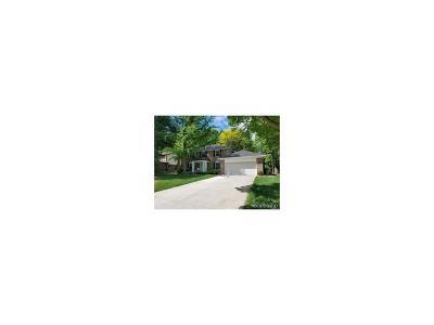 Novi Single Family Home For Sale: 21931 Sunflower Road