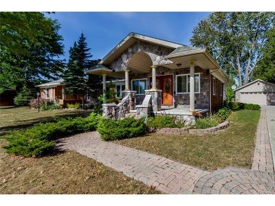 Dearborn Single Family Home For Sale: 1270 Hillcrest Drive