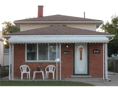 Wyandotte Single Family Home For Sale: 3930 14th Street