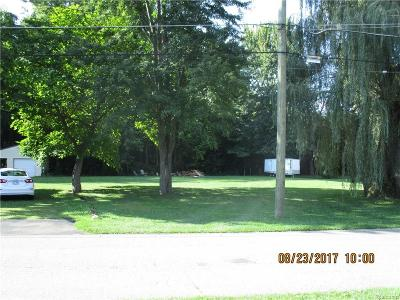 Waterford Twp Residential Lots & Land For Sale: Lanore Street