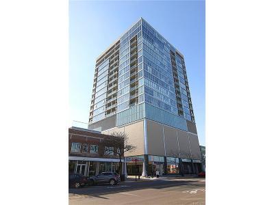 ROYAL OAK Condo/Townhouse For Sale: 432 S Washington Ave Unit 705 Avenue