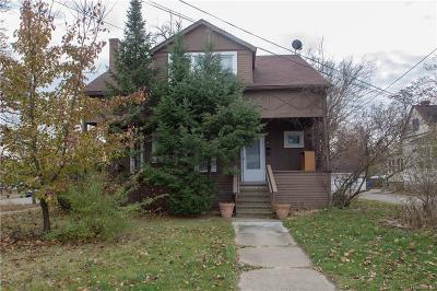 Oxford, Oxford Twp, Oxford Vlg Single Family Home For Sale: 10 W Burdick