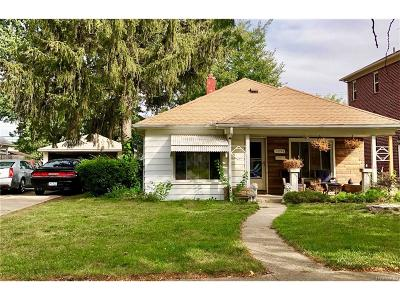 Dearborn Heights Single Family Home For Sale: 7256 N Vernon St