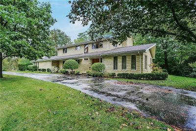 Bloomfield Twp Single Family Home For Sale: 7199 Chula Vista Lane