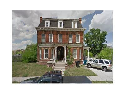 Detroit Single Family Home For Sale: 269 Watson Street