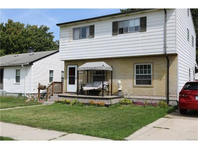 Madison Heights Single Family Home For Sale: 30180 Northeastern Highway