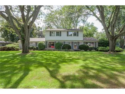 Franklin Vlg Single Family Home For Sale: 24643 S Cromwell Drive