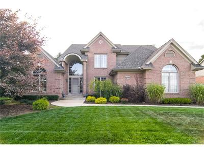 Plymouth Twp Single Family Home For Sale: 12587 Latheron Drive
