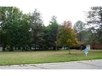 St Clair MI Residential Lots & Land For Sale: $44,900
