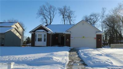White Lake Single Family Home For Sale: 8033 Ivy Glen Park Lane