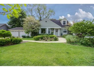 Birmingham, Bloomfield Hills Single Family Home For Sale: 1481 W Lincoln Street