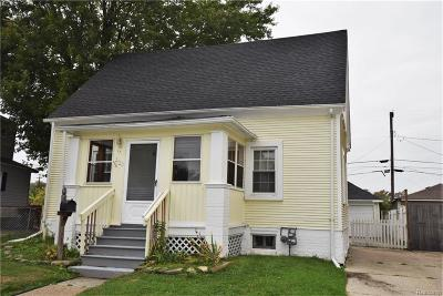 Wyandotte Single Family Home For Sale: 2120 5th Street