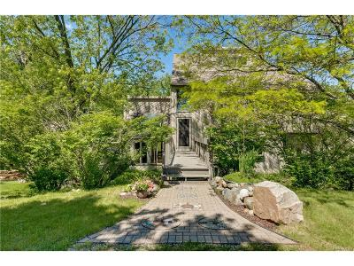 Single Family Home For Sale: 385 State Park Road