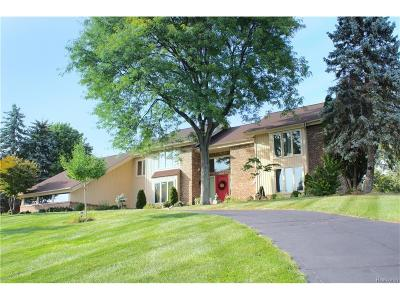 West Bloomfield, West Bloomfield Twp Single Family Home For Sale: 2058 Fawnwood Way