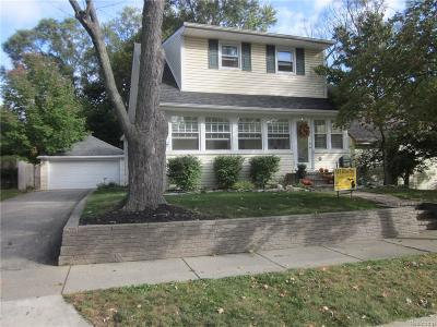 Rochester Single Family Home For Sale: 153 Terry