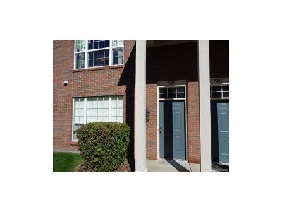 Commerce Condo/Townhouse For Sale: 7105 Farmingdale Lane #81