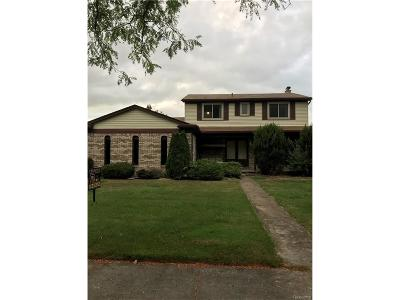 Sterling Heights Single Family Home For Sale: 4703 Algonquin Drive
