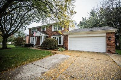 Troy Single Family Home For Sale: 1917 Condor Drive