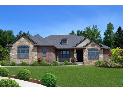 Oxford Single Family Home For Sale: 981 Defiance Court