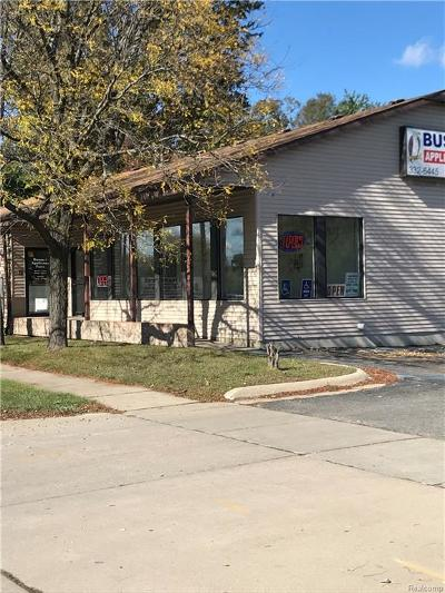 Commercial Lease For Lease: 240 W Walton Boulevard #B