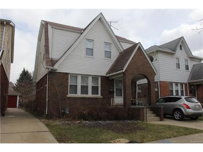 Dearborn Single Family Home For Sale: 6900 Yinger Avenue
