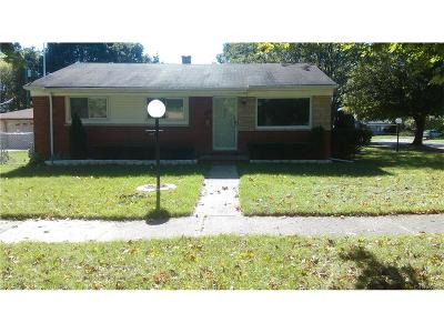 Ypsilanti Single Family Home For Sale: 1115 Small Pl Place