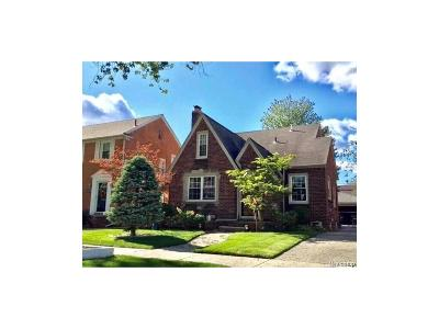 Dearborn Single Family Home For Sale: 427 N York