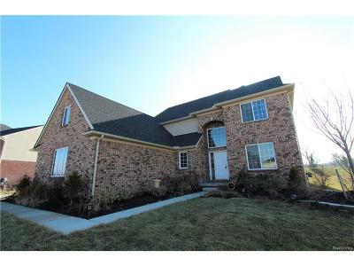 Lyon Twp Single Family Home For Sale: 54933 Brentwood Drive
