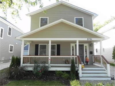 Berkley Single Family Home For Sale: 3731 Buckingham Avenue