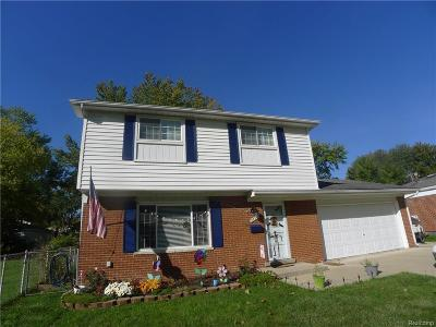 Farmington Hills Single Family Home For Sale: 23341 Barfield Street