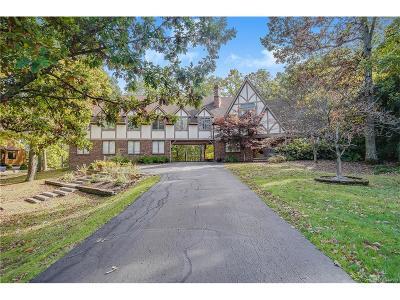 Brighton Single Family Home For Sale: 4907 Canyon Oaks Drive