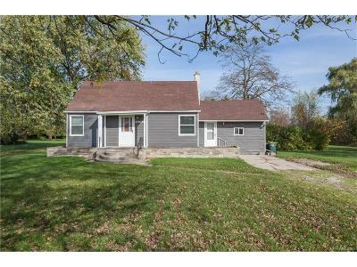 Canton Twp Single Family Home For Sale: 49626 Mott Road
