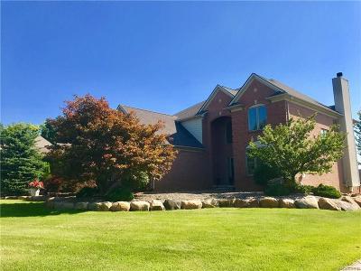 White Lake Single Family Home For Sale: 621 Woods Edge