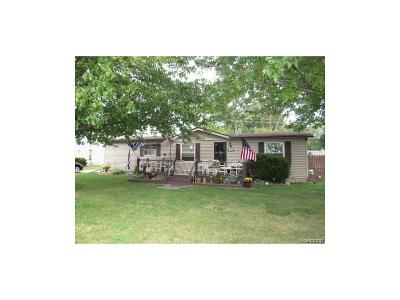 Taylor Single Family Home For Sale: 14493 McGuire Street