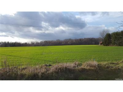 Macomb Twp Residential Lots & Land For Sale: Fairchild - Lot E