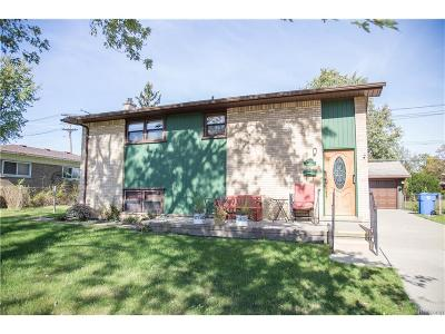 Dearborn Single Family Home For Sale: 27354 Midway Street