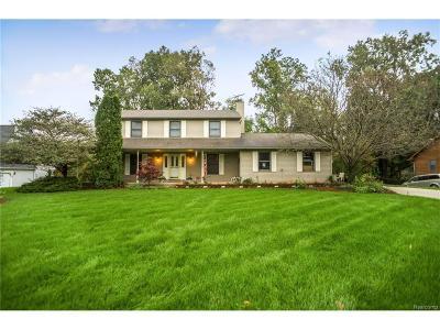 Lyon Twp Single Family Home For Sale: 31112 Artesian Drive