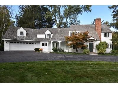 Franklin Vlg Single Family Home For Sale: 26450 Carol Ave. Avenue