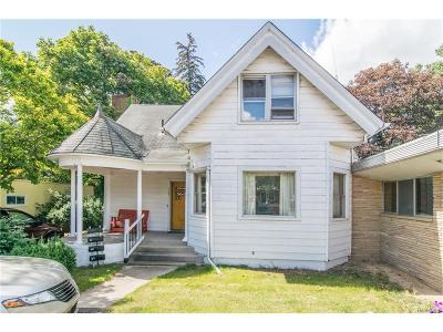 Belleville Single Family Home For Sale: 167 Main Street