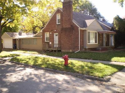 Redford Twp Single Family Home For Sale: 19800 Imperial Highway