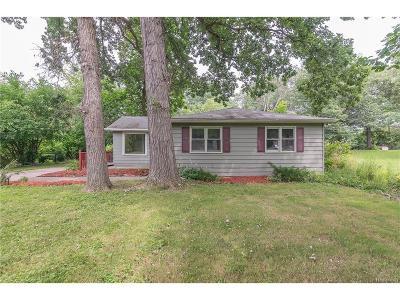 Taylor Single Family Home For Sale: 15825 Hampden Street